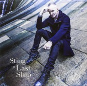 Sting: The Last Ship - Plak