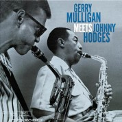 Gerry Mulligan Meets Johnny Hodges - CD