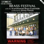 Scandinavian Brass Ensemble, Jorma Panula: Brass Festival - CD