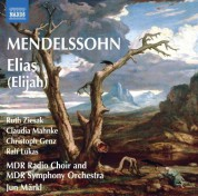 Jun Märkl: Mendelssohn: Elias (Elijah) - CD