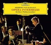 Berliner Philharmoniker, Michel Schwalbé, Wolfgang Meyer: Herbert Von Karajan - Opera Intermezzi - CD