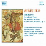 Sibelius: Kullervo, Op. 7 - CD