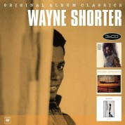 Wayne Shorter: Original Album Classics - BluRay Audio