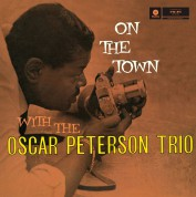 Oscar Peterson Trio: On The Town - Plak