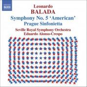 Balada: Symphony No. 5 / Prague Sinfonietta / Divertimentos - CD