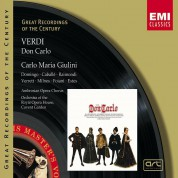 Plácido Domingo, Montserrat Caballé, Ruggero Raimondi, Sherrill Milnes, Orchestra of the Royal Opera House Covent Garden, Carlo Maria Giulini: Verdi: Don Carlo - CD
