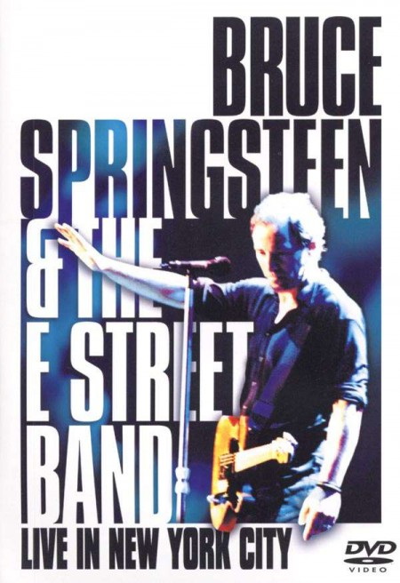 Bruce Springsteen: Live In New York City - DVD