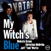 Makoto Ozone: My Witch's Blue - CD