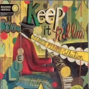 Çeşitli Sanatçılar: Keep It Rollin' - The Blues Piano Collection - CD