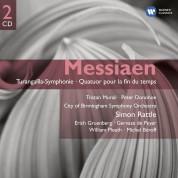 Messiaen: Turangalila-Symphonie, Quatuor pour la fin du temps - CD