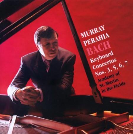 Murray Perahia: Bach: Keyboard Concertos - CD