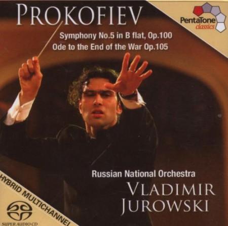 Vladimir Jurowski, Russian National Orchestra: Prokofiev: Symphony No. 5 - SACD