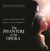 Andrew Lloyd Webber: Phantom Of The Opera (Soundtrack) - Plak