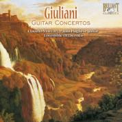 Claudio Maccari, Paolo Pugliese, Ensemble Ottocento, Andrea Rognoni: Giuliani: Guitar Concertos - CD