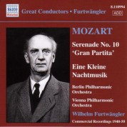Mozart: Serenades Nos. 10 and 13 - CD