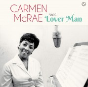 Carmen McRae: Sings Lover Man And Other Billie Holiday Classics + 2 Bonus Tracks! - Plak