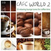Çeşitli Sanatçılar: Cafe World Vol. 2 - CD