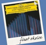 Berliner Philharmoniker, James Levine, Simon Preston: Saint-Saëns/ Dukas/ Berlioz: Organ Symphony+ - CD