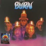 Deep Purple: Burn (Orange Vinyl) - Plak