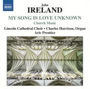 Lincoln Cathedral Choir, Aric Prentice: Ireland: Church Music - CD