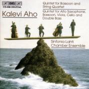 Sinfonia Lahti Chamber Ensemble: Aho: Quintets - CD