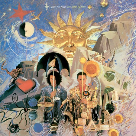 Tears For Fears: The Seeds Of Love - Plak