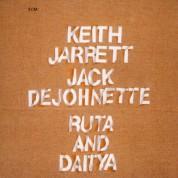 Keith Jarrett, Jack DeJohnette: Ruta And Daitya - CD
