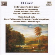 Çeşitli Sanatçılar: Elgar: Cello Concerto / Introduction and Allegro / Serenade for Strings - CD