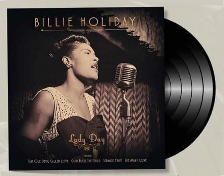 Billie Holiday: Lady Day - Plak