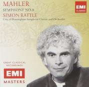 Juliane Banse, Christine Brewer, Soile Isokoski, City of Birmingham Symphony Orchestra, Sir Simon Rattle: Mahler: Symphony No.8 - CD
