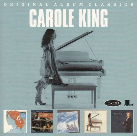 Carole King: Original Album Classics - CD