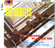 The Beatles: Please Please Me - CD