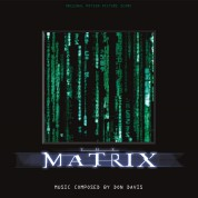 Don Davis: Matrix (Reissue - Red/Blue Colored Vinyl) - Plak