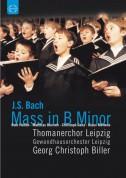 Gewandhausorchester Leipzig, Ruth Holton, Matthias Rexroth, Christoph Genz, Klaus Mertens, Thomanerchor Leipzig, Georg Christoph Biller: J.S. Bach: Mass in B Minor - DVD