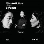 Mitsuko Uchida: Schubert: Piano Sonatas - CD