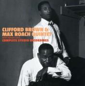 Clifford Brown, Max Roach, Harold Land: Complete Studio Recordings - CD