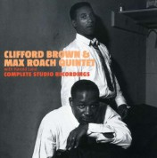 Clifford Brown, Max Roach, Harold Land: Complete Studio Recordings - CD
