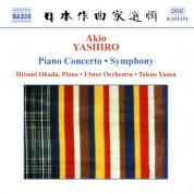 Yashiro: Piano Concerto / Symphony - CD