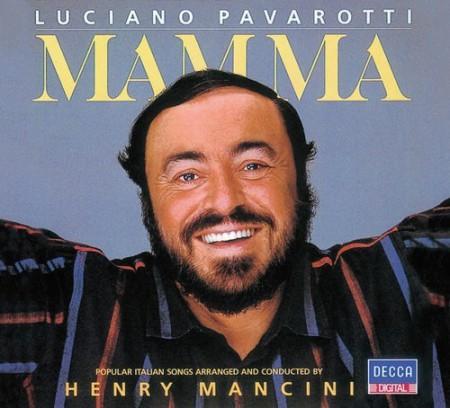 Henry Mancini, Luciano Pavarotti: Luciano Pavarotti - Mamma - CD