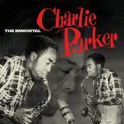 Charlie Parker: The Immortal Charlie Parker + 6 Bonus Tracks! In Solid Green Virgin Vinyl. - Plak