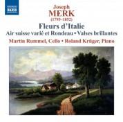 Roland Kruger, Martin Rummel: Merk: Fleurs d'Italie - CD