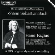 Hans Fagius: J.S. Bach: Complete Organ Music, Vol.9 - CD