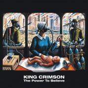 King Crimson: The Power to Believe - Plak