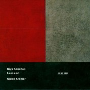 Gidon Kremer, Maacha Deubner, Tbilisi Symphony Orchestra, Jansug Kakhidze: Giya Kancheli: Lament - CD