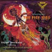 Orchestre de la Suisse Romande, Ernest Ansermet: Stravinsky: The Firebird - Plak
