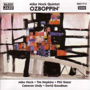 Mike Nock Quintet: Ozboppin' - CD