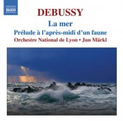 Jun Märkl: Debussy: Orchestral Works, Vol. 1 - CD
