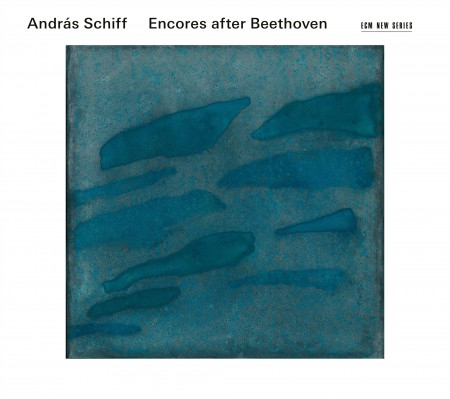 András Schiff: Encores after Beethoven - CD