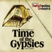 The No Smoking Orchestra: OST - Time Of The Gypsies - CD