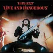 Thin Lizzy: Live And Dangerous - Plak